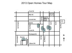 2013-Stroll-Map