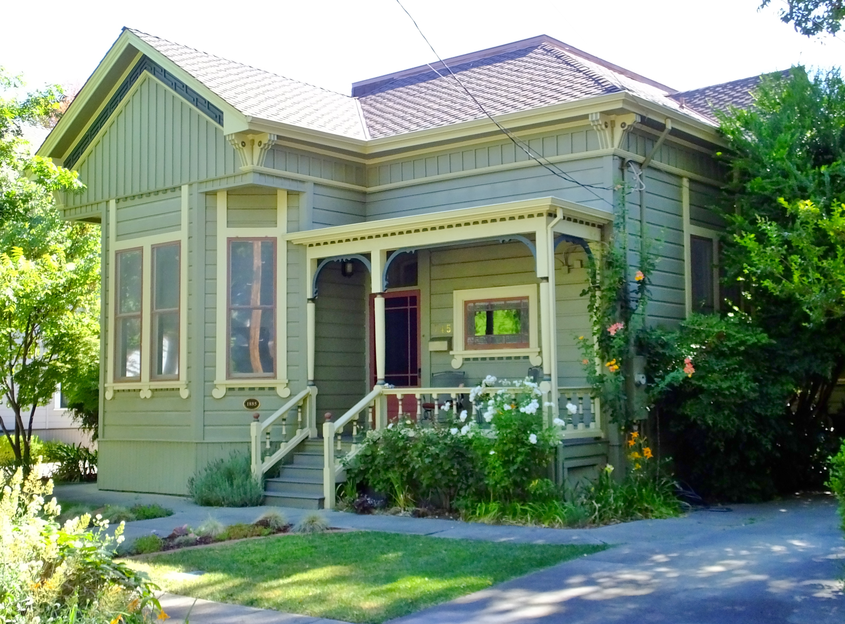Open homes 2016 stroll through history for Wilkinson homes